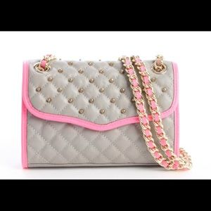 Brand New! Rebecca Minkoff mini quilted affair